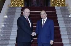 Renforcement des relations entre le Vietnam et la Biélorussie