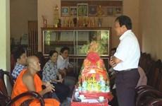 Les Khmers de Trà Vinh célèbrent la fête Sene Dolta