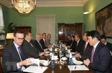 Le Vietnam souhaite développer un partenariat avec la Finlande