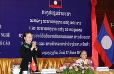 AN : séminaire Vietnam-Laos sur la formation professionnelle et le règlement des recours