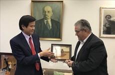 Vietnam-Grèce : renforcement des relations entre les deux Partis communistes