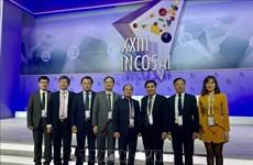 Vietnam participe au 23e Congrès de l'INTOSAI en Russie