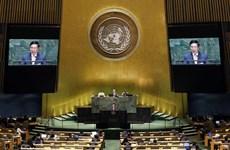 Le Vietnam souligne la coopération multilatérale à la 74e AG de l'ONU