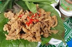 Le sanglier fermenté, une spécialité culinaire des Muong de Phu Tho