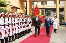 Le Vietnam et la République tchèque renforcent leur coopération dans la lutte anti-criminalité