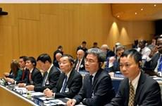 Le Vietnam participe à la 59e session de l'Assemblée générale de l'OMPI