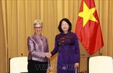 Le Vietnam chérit son partenariat stratégique avec l'Australie