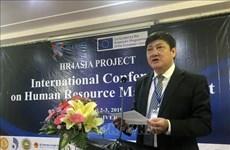 Ressources humaines: Les universités d'Asie du Sud-Est tisser leurs liens
