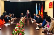 Administration publique: La NAPA coopère avec ses partenaires ukrainiens