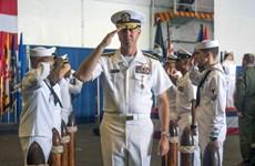 Les États-Unis affirment le droit de voler et de naviguer en Mer Orientale