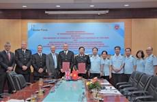 Les douanes vietnamiennes et la force frontalière britannique scellent leur coopération