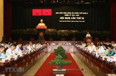 Le Comité du Parti de HCM-Ville tient sa 32e réunion