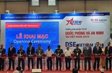 Les dernières technologies de défense et de sécurité s'exposent à Hanoi