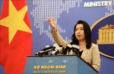 Pékin n'a aucune base juridique pour donner ses revendications