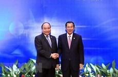 Le PM Hun Sen au Vietnam pour renforcer davantage les liens