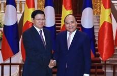 La visite du PM Thoungloun Sisoulith au Vietnam couverte par la presse laotienne
