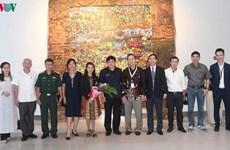 VOV ouvre son 12e bureau de correspondance en Indonésie