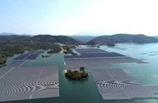 Energie solaire flottante: le Vietnam prévoit de réaliser le plus grand projet en Asie du Sud-Est