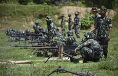 L'Indonésie établira quatre nouvelles bases militaires