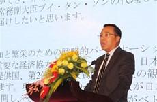 Renforcement de la coopération entre le Tay Nguyen et le Japon