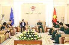 Pour promouvoir la coopération dans la défense entre l'UE et le Vietnam