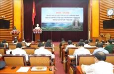 Frontière terrestre Vietnam-Chine: Lang Son fait le point
