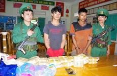 Quang Binh: Le plus grand réseau de trafic de drogue transfrontalier démantelé