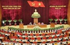 La 5e journée de travail du 11e Plénum du Comité central du Parti s'achève