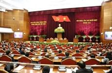 Le 11e Plénum du Comité central du Parti remplit son programme de travail fixé
