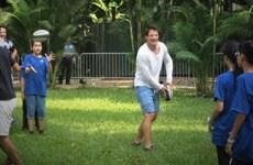 Le joueur français François Trinh Duc souhaite susciter le rugby au Vietnam