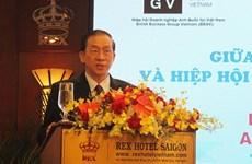 Hô Chi Minh-Ville à l'écoute des entreprises britanniques