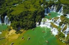 Voir la cascade de Ban Giôc et la redécouvrir