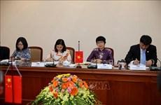 Pour une coopération plus efficace entre VNA et Xinhua