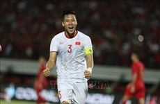 Qualification à la Coupe du monde 2022: le Vietnam remporte sa deuxième victoire