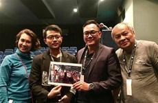 Deux journalistes vietnamiens remportent le Grand Prix au festival Courant 3D