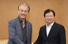 Le Vietnam et Singapour élargissent leur coopération logistique