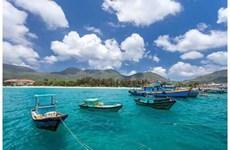 Côn Dao figure parmi les endroits où l'eau est la plus bleue du monde