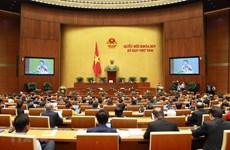 La 8e session de l'AN de la 14e législature débute à Hanoï