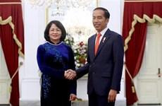 Le Vietnam et l'Indonésie satisfaits de leur partenariat stratégique