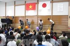 Les apprentis et ingénieurs vietnamiens au Japon ont leur festival
