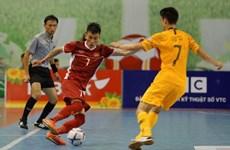 AFF HDBank Futsal 2019 : Le Vietnam part du bon pied