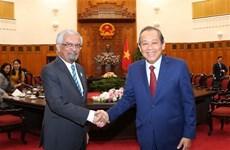 L'ONU est une priorité dans la politique extérieure du Vietnam