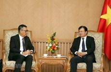 Un vice-PM exhorte SCG à accélérer le projet pétrochimique du Sud