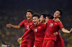 Le Vietnam gagne deux places au classement FIFA