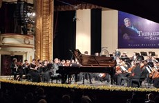 Concert de musique classique avec Jean-Yves Thibaudet à Hanoï