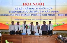Plus de 459 millions de dollars pour l'autoroute Hô Chi Minh-Ville - Môc Bài