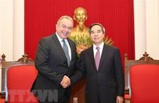 Le Vietnam attache de l'importance aux liens avec les Etats-Unis
