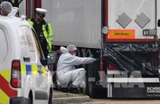 L'ambassade du Royaume-Uni fait le point sur la tragégie près de Londres