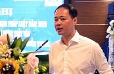 Un Vietnamien nommé vice-président de la région II de l'OMM