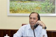 Camion charnier de Londres : conversation téléphonique Vietnam – Royaume-Uni